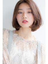 小顔ひし形シルエットボブ.44