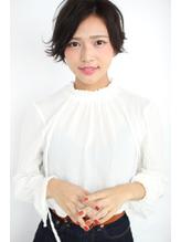襟足スッキリ大人可愛いショートスタイル☆.28