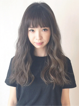 【ALBUM渋谷】NOBU_グレージュロング_724 .34