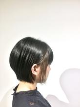 【ADDICT_RYO】インナーハイライト_ブルージュ グラボブ.0