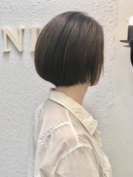 大人も楽しめるウエイトボブ☆NINE鎌田