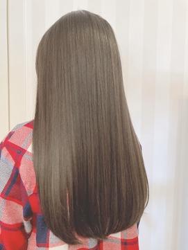 【BLUEFAIRY】キッズトリートメント★ストレートヘア