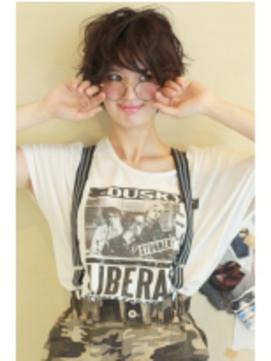 7/20 OPEN ゆるふわブラウンベージュボブ☆198