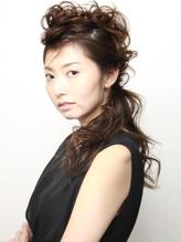 【M.SLASH藤沢】ポンパドール★グラマラスstyle .36