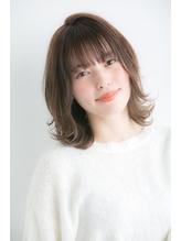 【Euphoria】大人可愛い☆外ハネミディ☆担当  門脇.56
