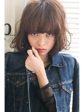 【lamp hair 】梅本洋右 ピンクベージュ×アンティークボブ♪no3 アンティーク.30