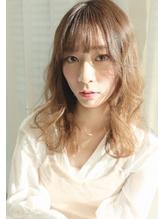 ミディアム☆ゆるパーマ☆銀座一丁目美容室.22