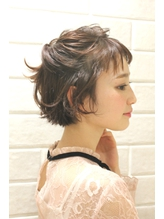【新宿 neolive cetla 】ショートヘアアレンジ 猫耳.28