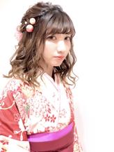卒業式 袴 成人式 振袖 ルーズ ヘアアレンジ 成人式.57