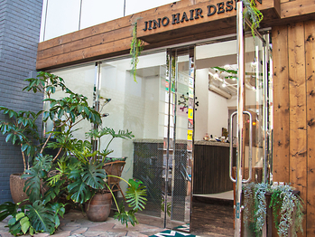 ジーノ ヘアーデザイン(JINO hair design)(東京都八王子市/美容室)