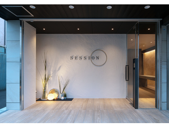 セッション(SESSION)(大阪府松原市/美容室)
