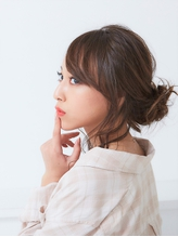 ゴム1つでスタイルチェンジ☆簡単お手軽ヘアアレンジ可愛さUP.3