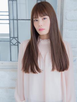 大人艶髪ストレート【稲毛】
