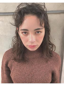 【MINX田中美有里】長谷川京子風ナチュラルウェーブ