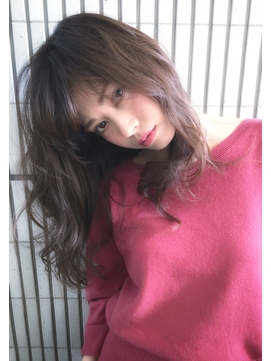 【AnFye.dueldo】セミロング × ニュアンスウェーブ