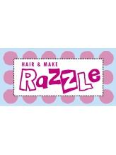 ヘアーアンドメイク ラズル(Hair&MakeRazzLe)