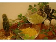100%天然ヘナのみを使用したヘナcolorは艶やハリコシも出ます★