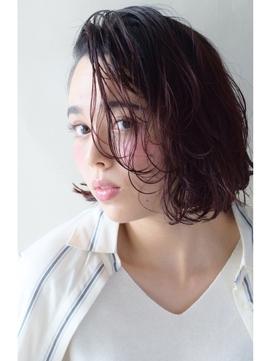 【RIMA】かきあげバング×ボブウェッティー ☆