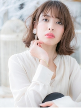 *mod's越谷*大人かわいい☆くせ毛風ラフカールa.23