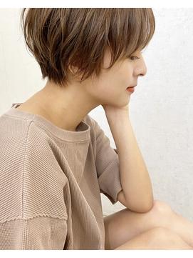 【L.I.G daimyo】SS新作♪小顔に見える大人ショートボブ