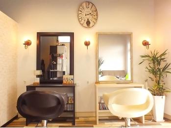 オハナ ヘアー(ohana hair)(静岡県浜松市中区/美容室)