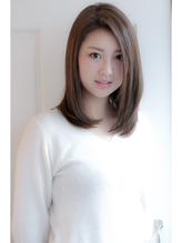 【EIGHT plat渋谷】大人っぽさと幼さをミックス★愛されボブ .55