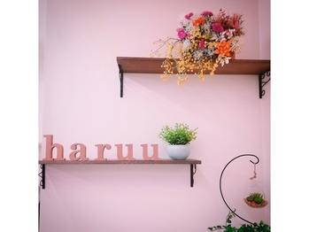 ハルー(haruu)