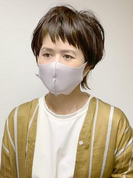 【LatelierContent yumi】大人マッシュウルフ