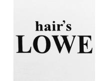 ヘアーズロー(hair's LOWE)