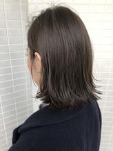 [OCEAN Hair&Life]大人の切りっぱなし☆ミニマムボブ☆.54