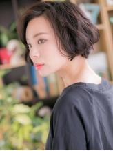 ★黒髪がso cool !大人かわいいラフボブ★1 .53