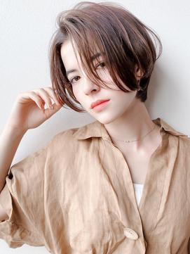 [K-two青山]前髪長しstyleで程よい女っぽさをプラス★[表参道]