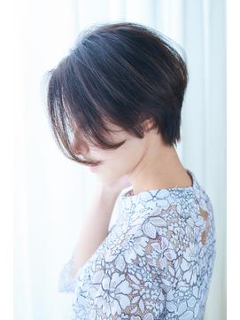【VIRGO】50代60代小顔みせ美シルエットハンサムショート