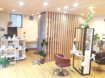 ヘアサロン フークベル(Hair Salon FooQ Bell)(兵庫県姫路市/美容室)