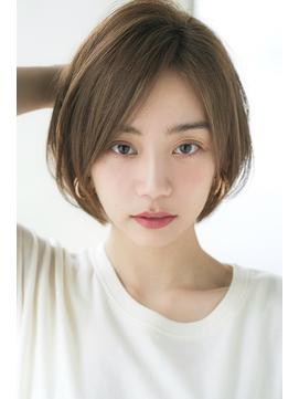 【joemi】大人かわいいひし形ショートボブスタイル(小倉太郎)