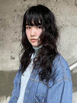 【amelie 高橋】ラフロングウェーブ