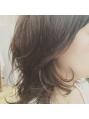 プラチナの輝き【イルミナカラー】ヌード色