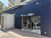 ジュジュ JuJu 寿寿 ヘアー アンド フェイス HAIR&FACEの詳細を見る