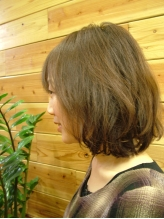 森ガール風♪旬の柔ヘア 森ガール.30