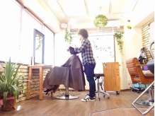 髪型をもっと楽しく自由に!髪型の愉しみを提供していきます