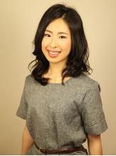 【美容室 with Nancy】毛先のワンカールで可愛さUPのスタイル ナンシー.7