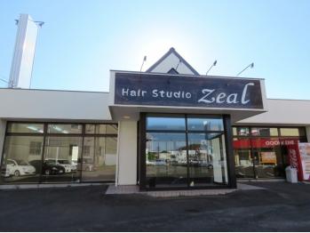 ヘアースタジオ ジール 新名爪店(Zeal)(宮崎県宮崎市/美容室)