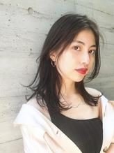 【Astar】ワンカールミディ★透明感カラー.8