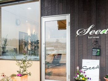 ヘア ルーム シード(Hair room seed)(和歌山県橋本市/美容室)