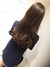 【EIGHT溝の口】デザインカラー_切りっぱなしボブ.29