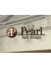 パールヘアデザイン(Pearl hair design)