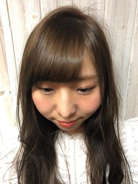 【after】hair loop