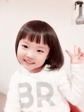 【&.sugar】キッズボブ☆ プリンセス.8