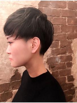magiy hair [nico] 下北沢 オン眉 小顔