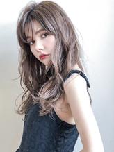 外国人風デジタルパーマバレイヤージュ☆小顔.41